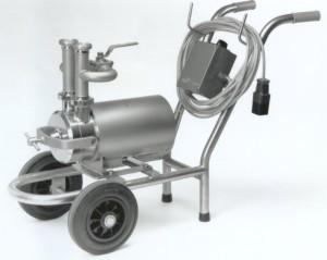 Bomba centrifuga autoaspirante sawa serie HD