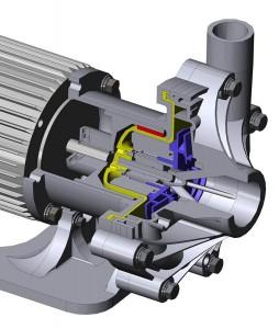 Bomba centrifuga finish thompson serie db
