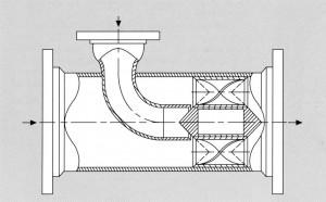 Inyector vapor komax diagrama