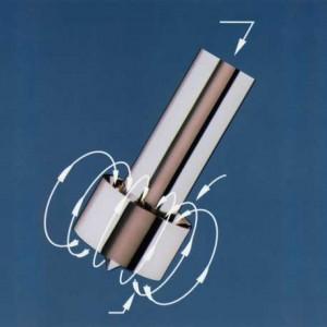 Inyector de vapor komax instalacion 1