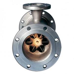 Inyector de vapor komax instalacion 4