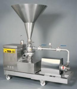 Mezcladora industrial serie XC