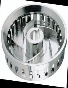 Mezcladora industrial serie ZC